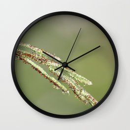Nature In April - 1 Wall Clock