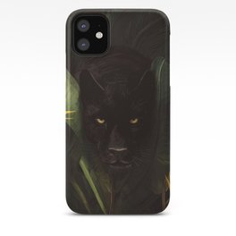Hello Panther! iPhone Case