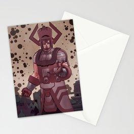 Galactus Stationery Cards