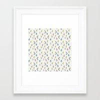 jem Framed Art Prints featuring Jem 1 by Kukka