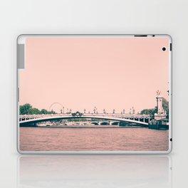 Paris, pont Alexandre III Laptop & iPad Skin