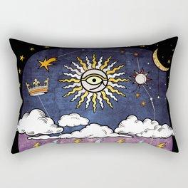 Esoteric prayer Rectangular Pillow