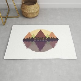Wolf Pack #9 Rug