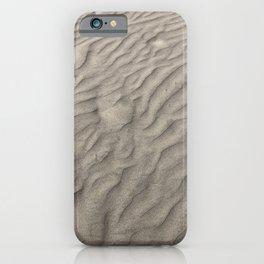 Sand iPhone Case