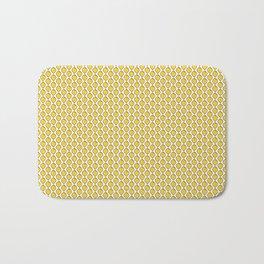 Lemon fruit pattern Bath Mat