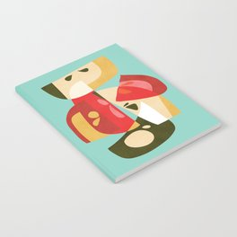 Apple Slices Notebook
