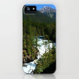 Mac Donald River Rapids iPhone Case