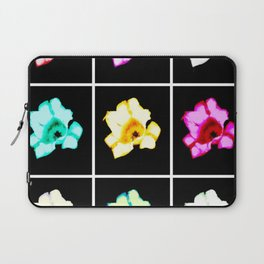 Tulips Collage Laptop Sleeve