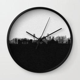 City Skylines: Lisbon Wall Clock