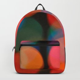 Blurry Lights Backpack