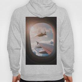 FLYING SEA TURTLE Hoody