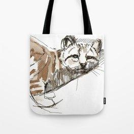 Totem Andean cat (AGA) Tote Bag