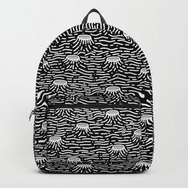 Dark Moon Surface Backpack