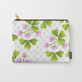 Field clover Carry-All Pouch