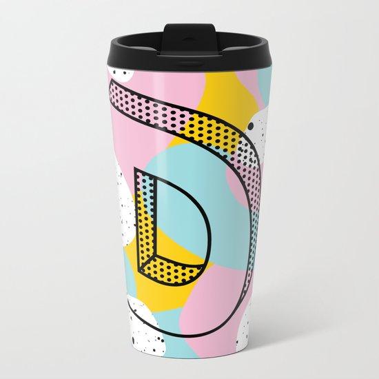 D. Metal Travel Mug
