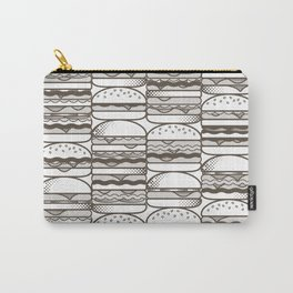 Burgers Wall Carry-All Pouch