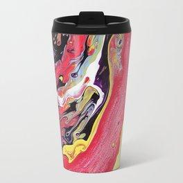 banana acid Metal Travel Mug
