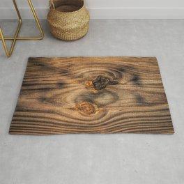 Wood Knots Rug