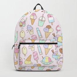 I love Ice Cream Backpack