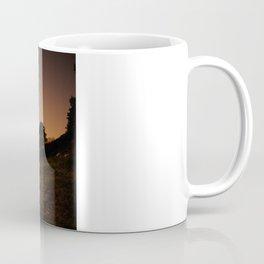 On a rock Coffee Mug