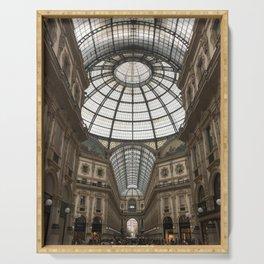 Milano galleria Vittorio Emanuele Serving Tray