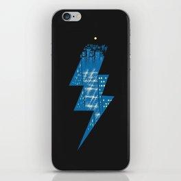 Thunder City iPhone Skin
