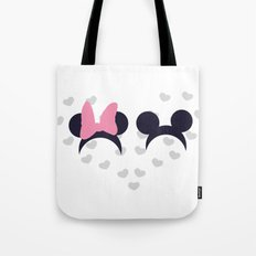 Mickey & Minnie Tote Bag