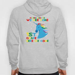 Kindergarten - Magic Unicorn Hoody