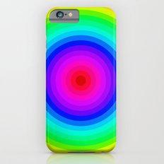 Rainbow Circle Slim Case iPhone 6s