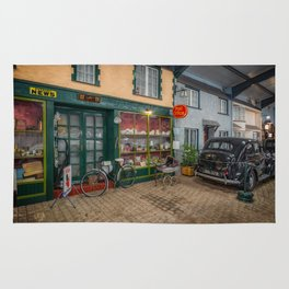 Old Town Street Rug