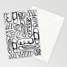 Carb Loading Stationery Cards