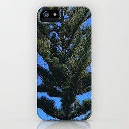 nz tree iPhone Case
