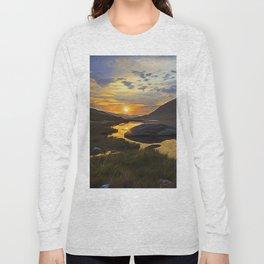 Tryfan Sunrise Long Sleeve T-shirt