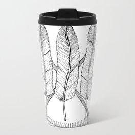 Ouroboros Logos Metal Travel Mug