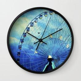 Texas 2014 Wall Clock