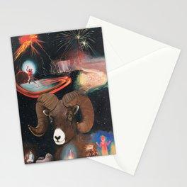 Aries - Zodiac Wildlife Series Stationery Cards