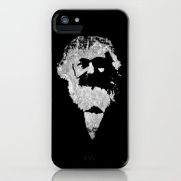 Karl Marx- Gone But Not Forgotten iPhone Case