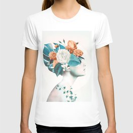 Floral beauty 2a T-shirt