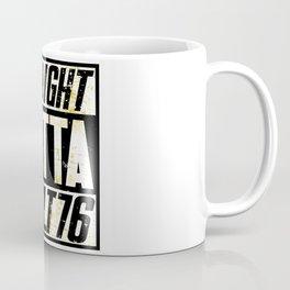 Straight Outta Vault 76 - Fallout Coffee Mug