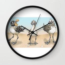 Seagull! Wall Clock