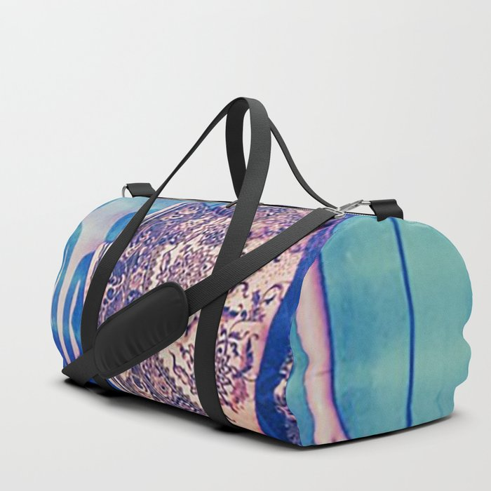 China Through The Looking Glass 1 Duffle Bag