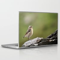 sparrow Laptop & iPad Skins featuring Sparrow by Distilled Designs