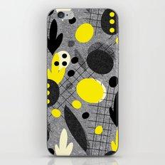 CONCRETE MEMPHIS iPhone & iPod Skin
