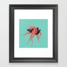 octo. Framed Art Print