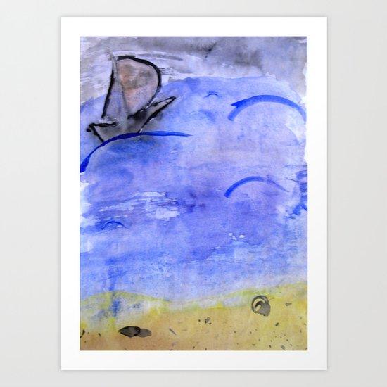 Lermontov Art Print