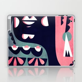 Cocktail silhouette Laptop & iPad Skin