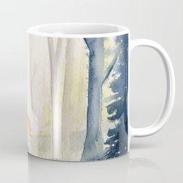 Lone Fox Coffee Mug