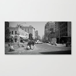 Meatpacking District - New York City Canvas Print