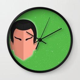S'chn T'gai Spock Wall Clock