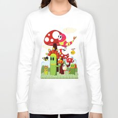 Critters Long Sleeve T-shirt